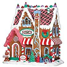 casas de jengibre navidad