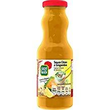 salsa de jengibre