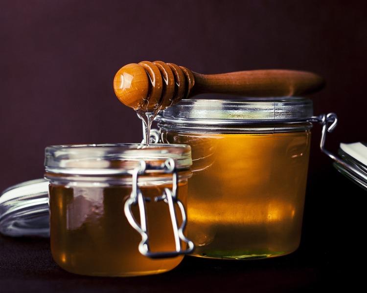 envuelto de jengibre y miel para la tos
