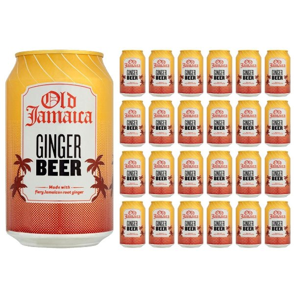 ginger beer old jamaica