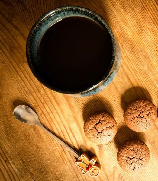 muffins de jengibre